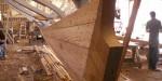 1st 3 planks (Port side)